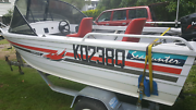 Clark seahunter 4 meter runabout Murarrie Brisbane South East Preview