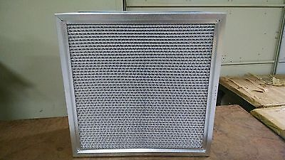 Industrial Pleated HEPA Filter, SagiCofim, P/N DF60FF