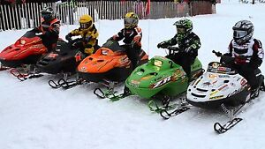 Looking for a 120cc kids snowmachine