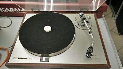 LUXMAN PD131 GIRADISCHI CON BRACCIO SME 3009 CON PICKUP usato  Calenzano