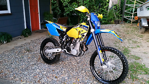 Husaberg FE 650 2008 LAMS approved Stratford Cairns City Preview