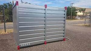 INSTANT SHEDS - Transportable, Mobile, Flat Packed, Collapsable Mackay Mackay City Preview