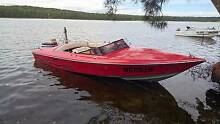 15' runabout ski boat w/ 115hp. Lots of extras. Great condition Ryde Ryde Area Preview