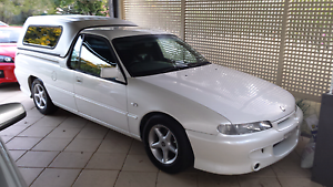 1993 HOLDEN VR V6 5 SPD UTE Camira Ipswich City Preview