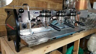 La Marzocco 3 Group Strada Ep Espresso Machine