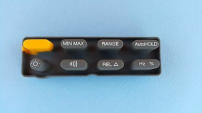 U.s.a. Fluke 83v 85v 87v 88v Key Pad Oem New.