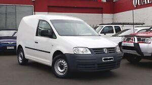 2010 VW Caddy 1.9 TDi Turbo Diesel Van *** VERY TIDY *** $12,990 DRIVE AWAY Footscray Maribyrnong Area Preview