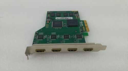 PCI-e4 Four channel HDMI input Full HD Video capture card 1080P 12120791-2