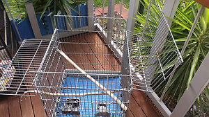 Top opening parrot cage Carey Park Bunbury Area Preview