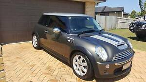 2007 Mini Cooper Hatchback Sandstone Point Caboolture Area Preview