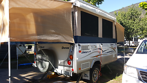 2008 Jayco Dove Outback Mount Helen Ballarat City Preview