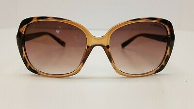 Liz Claiborne Women's Sunglasses 3573491709 Size 58-18-127 Tortoise (Liz Sunglasses)