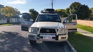 1999 Toyota LandCruiser Wagon Ormeau Gold Coast North Preview