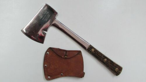 PUMA  KNIFE  -  7132  STAG HATCHET  -  1960