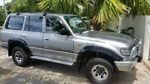 1990 Toyota LandCruiser SUV 80 series