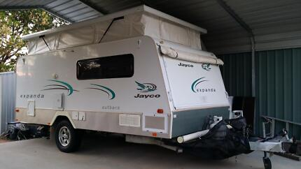 Outback Expander Barcaldine Central West Area Preview