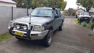 2003 Ford courier 4x4 Armidale Armidale City Preview