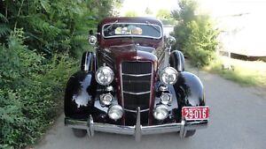 1935 Dodge Brothers Touring Sedan