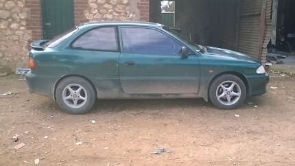 Hyundai Excel Hatchback $900 Port Wakefield Wakefield Area Preview