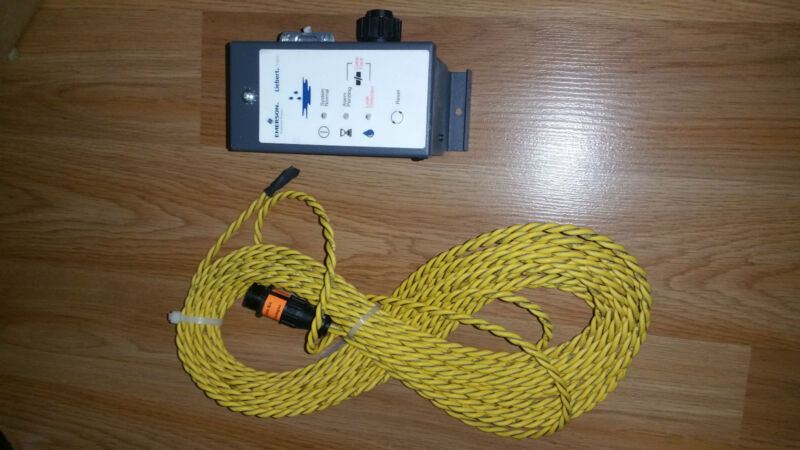 Liebert LT460 Liqui-Tect Zone sensor with 45