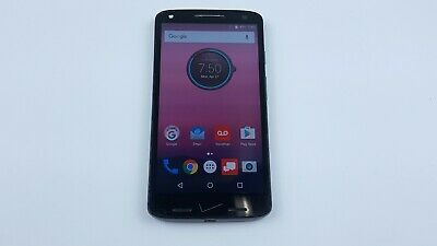 Motorola Droid Turbo 2 32GB Gray (Verizon) Smartphone Clean IMEI J3460