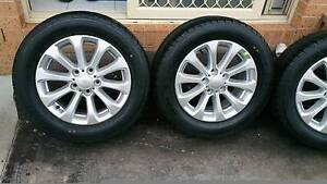 2017 BRAND NEW Ford rims and tyres 225/55R16 Dandenong South Greater Dandenong Preview