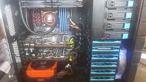 Custom made gaming pc FOR SALE $ Aberglasslyn Maitland Area Preview