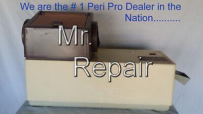 Air Tech. Peri Pro 1 Dental X-ray Film Processor Wdaylight Loader Wtransport