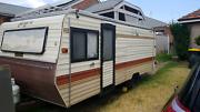 1985 17ft  jayco triple bunk caravan Aberfeldie Moonee Valley Preview