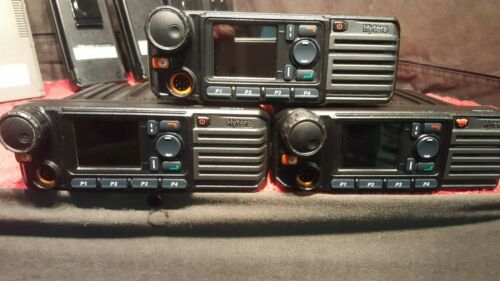 HYTERA MD782 VHF  COMPLETE  THREE UNIT LOT   More than 10 available