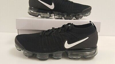 Nike Air Vapormax Flyknit 2 Black White 942842 001 Mens Trainers All Sizes