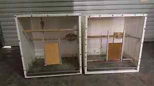 Breeding Cages Sydenham Brimbank Area Preview