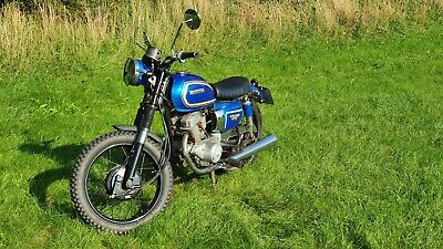 HONDA CD200 BENLY SCRAMBLER