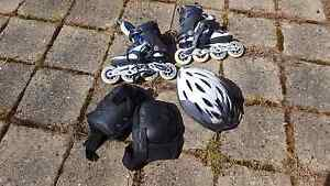 K2 moto 90 inline skates St Helena Banyule Area Preview