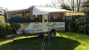 2007 Jayco Swan Outback Albany Albany Area Preview