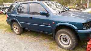 Holden frontera 01 Wrecking Available Kingston South Canberra Preview