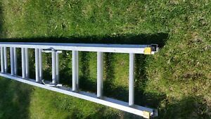 Aluminum ext ladder