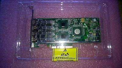 Silicom Peg4sfpi6 Gxx Rohs Quad Port Sfp 1G Ethe  Pcie Server Adapter