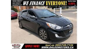 2016 Hyundai Accent SE| HEATED SEATS| POWER MOONROOF| BLUETOOTH