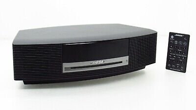 Bose Wave Music III CD Player AM FM Radio Stereo Alarm Clock Touch Control AUX
