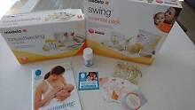 NEW - Medela Swing + breastfeeding kit Karalee Ipswich City Preview