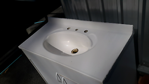 Bathroom vanity and sink for sale Taroona Kingborough Area Preview
