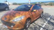 Peugeot 307cc 2006, Covertible Joondalup Joondalup Area Preview