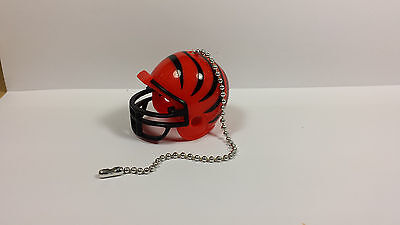 NEW NFL Ceiling Fan Helmet Pull Chain Lamp Pull Chain -- CHOOSE YOUR TEAM!!