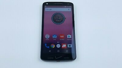 Motorola Droid Turbo 2 32GB - Gray (Verizon) Smartphone Clean IMEI J3593