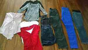 Size 10 maternity clothes bundle Geebung Brisbane North East Preview