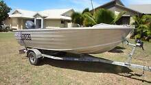 4.1m Seajay 25hp Yamaha 4 stroke Bushland Beach Townsville Surrounds Preview