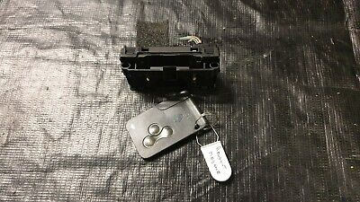 Renault Megane 2006 Ignition Key Card and Reader 8200125077         ref K18