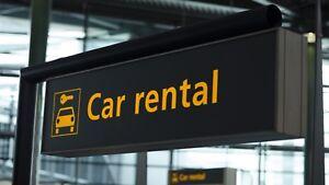 Car Rental / starting at 550$ per month / 514.700.3737