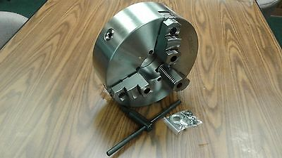 12 3-jaw Self-centering Lathe Chuck D1-6 Mounting D6-new